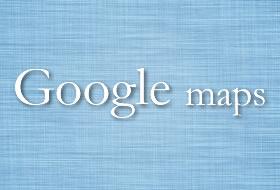 web app Google maps